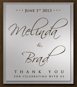 Melinda & Brad - Windsor Photo Booth