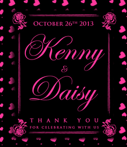 Kenny & Daisy - Windsor Photo Booth