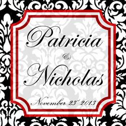 Patricia & Nicholas - Windsor Photo Booth
