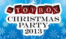 The Toy Box Christmas Party 2013